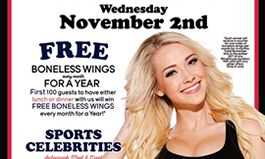 27th WingHouse Location to open Wednesday, November 2nd in Tampa, Florida