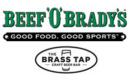 Beef 'O' Brady's and The Brass Tap Partner with Restaurant Technology Platform, Toast