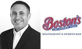 Boston's Restaurant & Sports Bar Names Industry Veteran Eric Taylor as New President