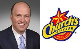 Church's Chicken Promotes Joseph Christina to Chief Executive Officer