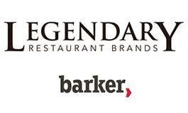 Legendary Restaurant Brands LLC Taps Barker as Its Agency of Record