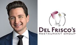 Del Frisco's Restaurant Group Names Brandon Coleman III Chief Marketing Officer