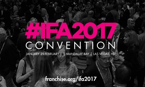 Franchising's Largest Annual Convention #IFA2017 in Las Vegas Offers Emerging Franchisors Special Programs & Courses