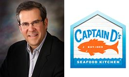 Captain D's Names Bob Kraut Chief Marketing Officer