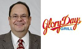 Gary Cohen Promoted to Executive Vice President of Glory Days Grill Restaurants