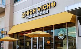 Which Wich Superior Sandwiches Signs to Open First Location in United Kingdom