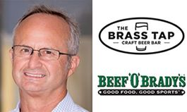The Brass Tap and Beef 'O' Brady's Announces New Chief Development Officer