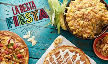 Stevi B's Spices Up Spring With La Besta Fiesta Limited Time Menu