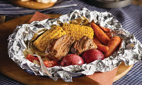 Cracker Barrel Old Country Store Celebrates Campfire Meals Season