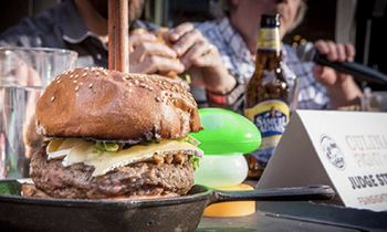 Culinary Fight Club Hosts Blended Burger Challenge in 9 Cities