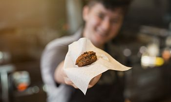 It's Time to 'Free the Falafel!' At Garbanzo