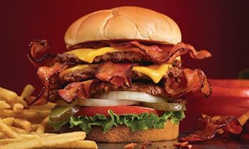 Steak 'n Shake Introduces the Bacon 'n Cheese Triple Xtreme Steakburger