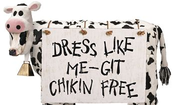Chick-fil-A to Offer Free Food to Cow-Clad Customers on July 11