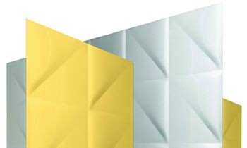 Introducing Glowing Metals, new metal designs and laminates from Chemetal