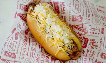 JJ's Red Hots to Treat Dads to A Free Hot Dog on Father's Day This Sunday, June 18, 2017