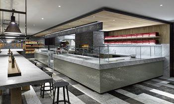 Masseria Restaurant Interior Serves-Up Award winning Recipe