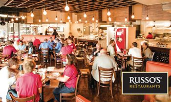 Russo's Restaurants Ranked 25th in Entrepreneur Magazines 2017 Top Franchise List