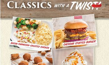 """Shoney's Starts the Fireworks Early with Limited Time Offering """"Classics with a Twist"""" During July and August"""