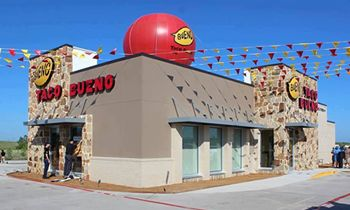 Taco Bueno Is Doubling Down on its 'Tacos'