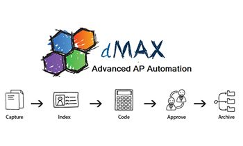 The dMAX AP Automation Platform for Restaurants Expands Offering with Intacct Integration