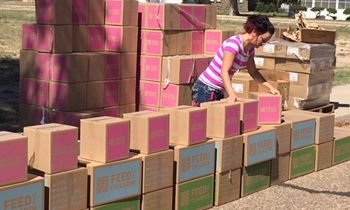 Groups Unite To Assist Military Families In Nation's Capitol