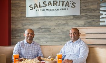 Knockout Multi-Unit Franchisees About to Open Their 15th Salsarita's Fresh Mexican Grill