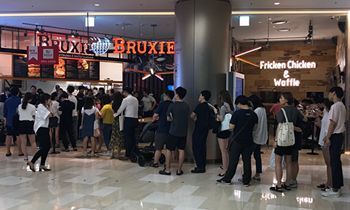 BRUXIE Opens First International Location with New Restaurant in South Korea