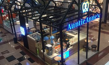 FOCUS Brands Celebrates the Opening of 600 International Stores for both Auntie Anne's and Cinnabon Brands