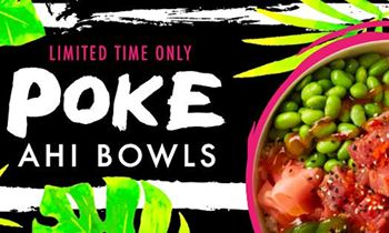 Tin Drum Asian Kitchen Taps Hot Foodie Trend with New Poke Menu Offerings
