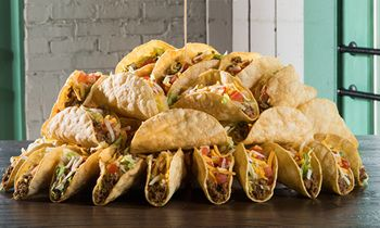 It's Taco Loco Time at On The Border with Unlimited 50-Cent Mini Crispy Tacos on October 4th