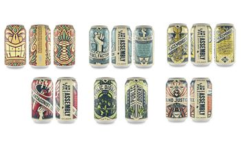 Unlawful Assembly Brewing Co. Debuts Its First Line-Up Of Craft Beer