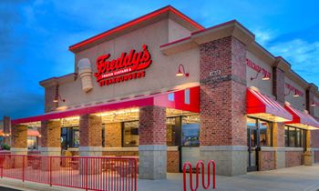 Freddy's opens Tuesday near Legends