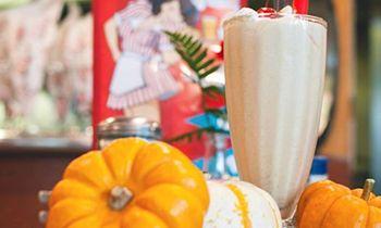 Ruby's Diner Brings Back Pumpkin-Inspired Menu Items, Plus Kids in Costume Eat Free in October