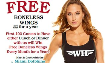 The WingHouse Bar and Grill Comes To Davie, Florida