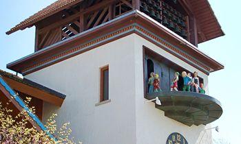 Bavarian Inn's Iconic Glockenspiel Rings In 50 Years