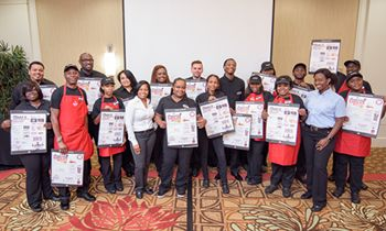 Great Place to Work and FORTUNE Name Arby's One of the Best Workplaces for Diversity