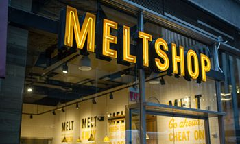 Melted Sandwich Concept, Melt Shop, Opens Inaugural International Franchise Location