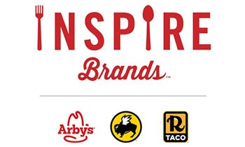 Inspire Brands Launches Today with Arby's, Buffalo Wild Wings as Foundation