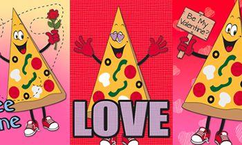 Straw Hat Pizza Celebrates 12 Years of School Valentine Program