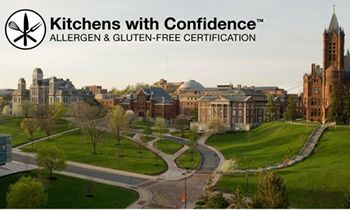 Syracuse University Dining Halls Completed Accredited Gluten-Free by Kitchens With Confidence