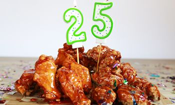 """25 Years of Flavorholics: Wing Zone Celebrates Anniversary with Deals to Say """"Thank You"""" to Fans"""