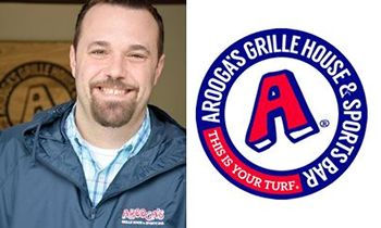 Arooga's President Gary Huether, Jr. Named to FSR Magazine's '40 Under 40 Rising Stars'