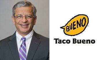 Industry Veteran Omar Janjua to Lead Taco Bueno