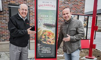 Salsarita's Fresh Mexican Grill is Thrilled to Partner with Top Restaurant Operator Ryan Funke in Nebraska