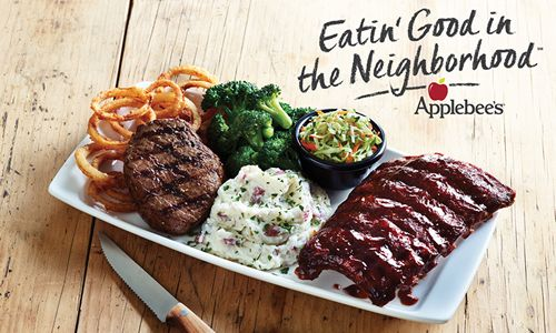 Applebee's Is Giving Guests More for Their Money with Bigger, Bolder Grill Combos