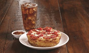 BJ's Restaurants And DoorDash Partner To Celebrate National Deep Dish Pizza Day On April 5 With 30,000 Free Mini Pizzas