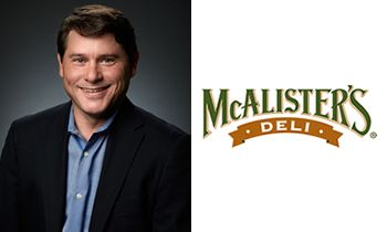Joe Guith Promoted to Brand President of McAlister's Deli