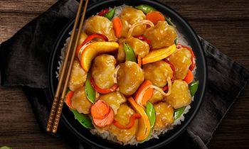 Pei Wei Adds House-Cut Vegetables To Wei Better Orange Chicken