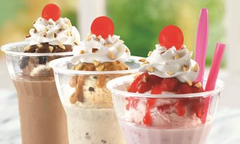 Baskin-Robbins Shakes Things Up With New Sundae Shakes