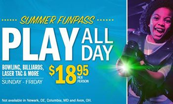 Experience Heart-pounding FUN This Summer At Main Event Entertainment